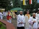 Jubileusz 25 lat parafii i odpust św. Jana Chrzciciela