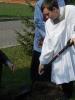 Posadzenie brzozy smoleńskiej - 22.04.2011